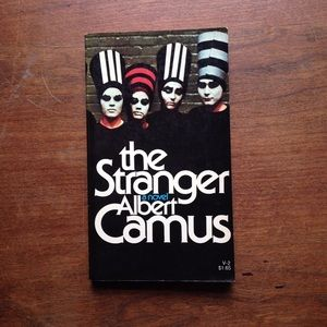 "Albert Camus ""The Stranger"""
